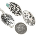 Thunderbird Pendant Set With Post Earrings 30461