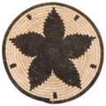 Hand Woven Apache Indian Basket 30502