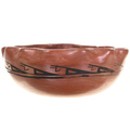 Vintage Hopi Pottery Bowl 30548