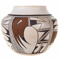 Native American Hopi Indian Pottery 30557
