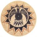 Hand Woven Navajo Pictorial Basket 30579
