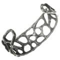 Old Pawn Silver Navajo Bracelet 30699