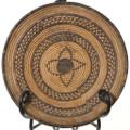 Vintage Apache Indian Basket 30918