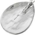 Navajo Made Sterling Silver Pendant 30976