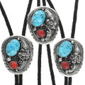 Turquoise Coral set in Sterling Silver 31013