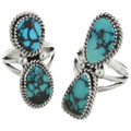 Native American Turquoise Rings 31109