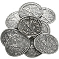 Silver Rodeo Trophy Buckles 31175
