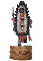Hopi Kachina Doll by Milton Howard 31188