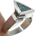 Turquoise Chip Inlay Ring 31204