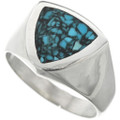 Turquoise Inlay Ring 31208