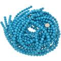 Turquoise Magnesite Bead Strands 30841