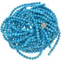Sleeping Beauty Blue Turquoise Magnesite Jewelry Supplies 30842