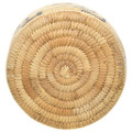Authentic Hand Woven Papago Basket 31222