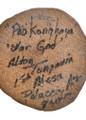 War God Kachina Doll Artist Signed Alton Tungovia Sr 31231