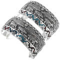 Native American Storyteller Bracelet 31248