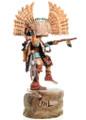 Owl Kachina Cottonwood Sculpture 31250