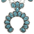 Navajo Turquoise Necklace 31251