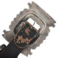 Vintage Native American Concho Belt Artist Redhorse 31360