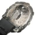 Sterling Silver Western Concho Belt 31372