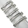 Native American Sterling Silver Bracelet 31389