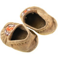 Collectible Authentic Native Made Moccasins 31505