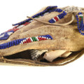 Native American Plains Tribe Moccasins 31508