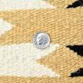 Natural Wool Navajo Made Wool Rug 31511