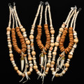 Native American Antler Bone Bead Necklaces 31480