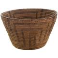 Pima Indian Basket Bowl Fret Pattern