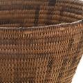Hand Woven Pima Indian Basket