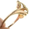 1980's Black Hills 10K Gold Ring