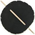 Ponytail Holder Wooden Stick Barrette 31814