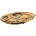 Papago Basket Tray Devils Claw Pattern 31895