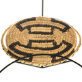 Hand Woven Papago Indian Basket 31895