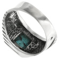 Southwest Sterling Silver Western Ring 32023