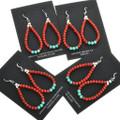 Native American Hoop Earrings 32033