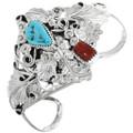 Turquoise Navajo Bracelet 32117