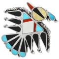 Matching Zuni Thunderbird Ring 32180