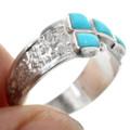 Turquoise Zuni Ring 32197