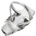 Sterling Zuni Design Ladies Ring 32299