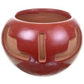 Native American Pottery Bowl by Sophie Cata 32423