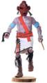 Vintage Hopi Mudhead Kachina Doll 32450