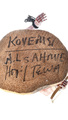 Mudhead Koyemsi Kachina Signed Al Sahmie 32450