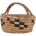 Native American Basket with Handle 32457