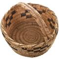 Hand Woven Papago Basket 32457