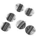 Navajo Dangle Earrings French Hooks 32563