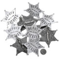 Heroes of the West Replica Sheriff Badges 32611