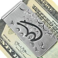 Navajo Overlay Money Clip 32847