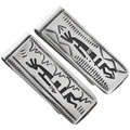 Native American Hand Made Money Clips 32851