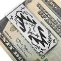 Native American Silver Money Clips 32858